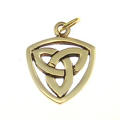 Bronze Pendant celtic