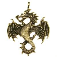 Bronze Pendant dragon