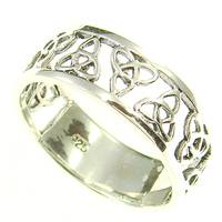 Silver Ring Celtic