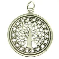 Silver pendant Tree of Life