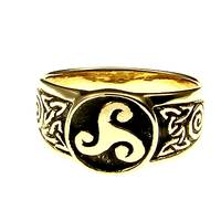 Celtic Bronze Ring