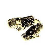 Dogs bronze ring
