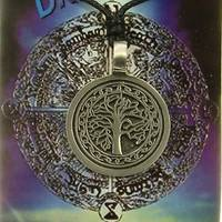 Pewter Pendant Living Tree