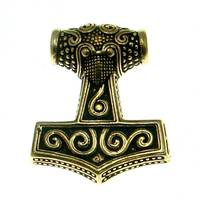 Bronze Thors Hammer