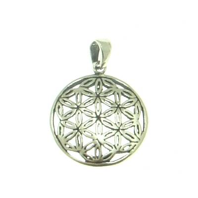 Silverpendant Flower of Life