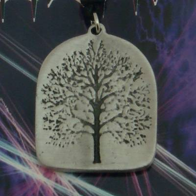 Pewter Pendant Tree of Life
