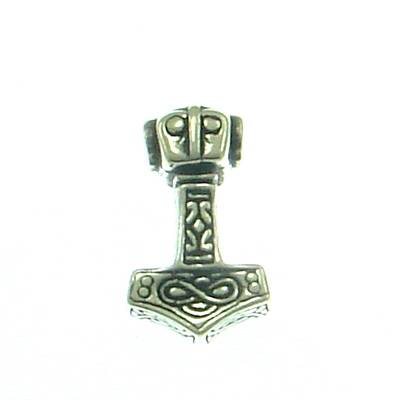 Silverpendant Thorshammer small