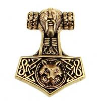 Bronze Thors Hammer Fox heavy