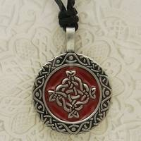 Celtic Pewter Pendant
